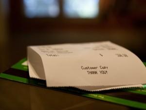 Receipts Tax Audit Accountant CPA
